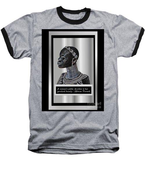 A Sisters Portrait Baseball T-Shirt