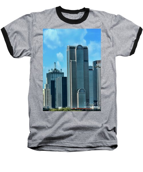 A Slice Of Dallas Baseball T-Shirt