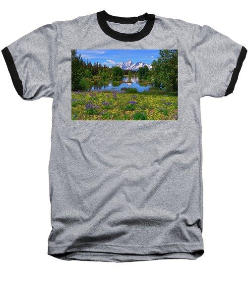 A Slice Of Heaven Baseball T-Shirt