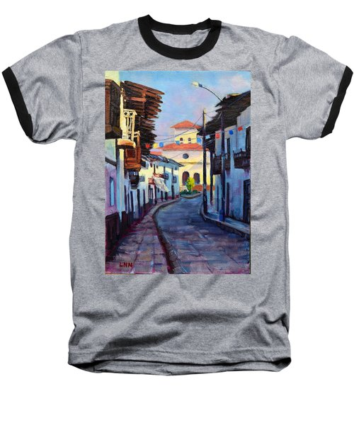 A Small Town Baseball T-Shirt
