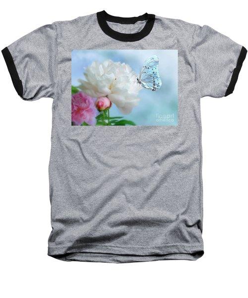 A Soft Landing Baseball T-Shirt