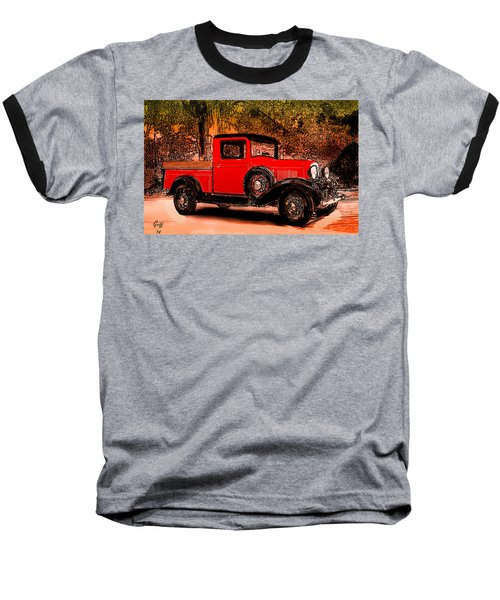 A Southern Ford Baseball T-Shirt by J Griff Griffin