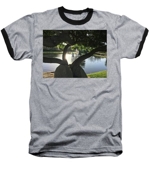 A Splash Baseball T-Shirt