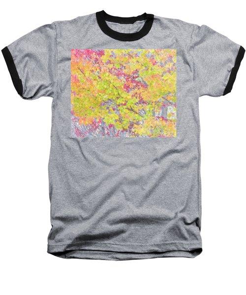 A Splash Of Color Baseball T-Shirt