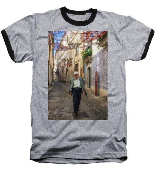A Stoll In Coimbra Baseball T-Shirt