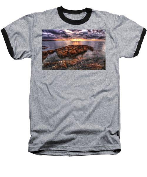 A Storm Is Brewing Baseball T-Shirt