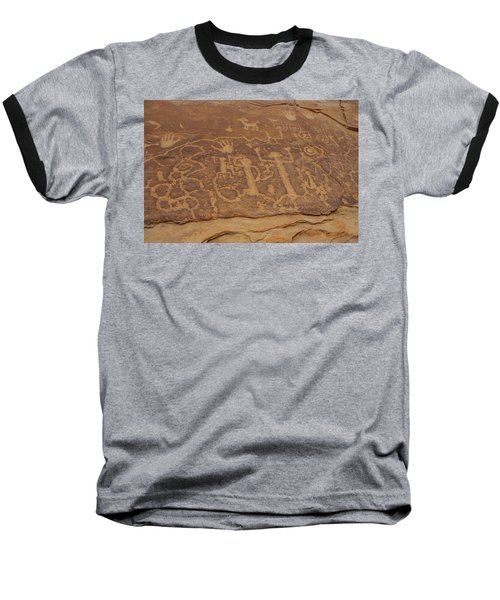 A Story Unfolds Baseball T-Shirt