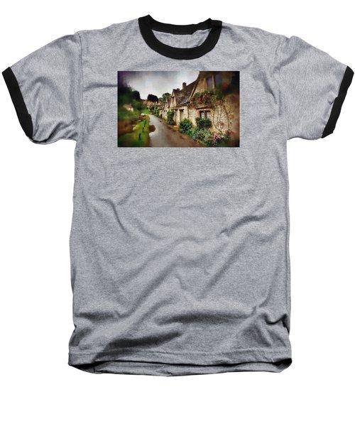 Baseball T-Shirt featuring the photograph A Stroll Down Memory Lane by Mario Carini
