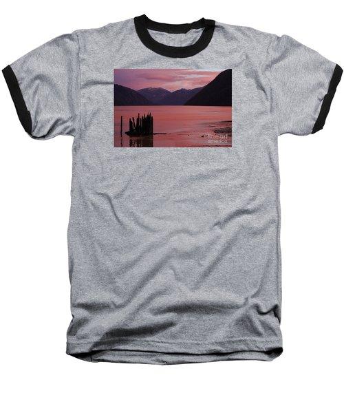 A Sublime September Sunset Baseball T-Shirt