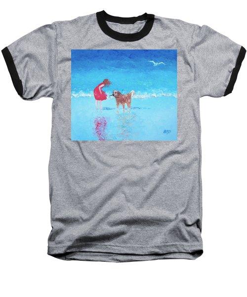 A Summer Breeze Baseball T-Shirt