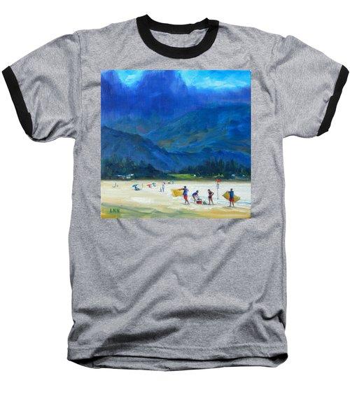A Summer Day Baseball T-Shirt