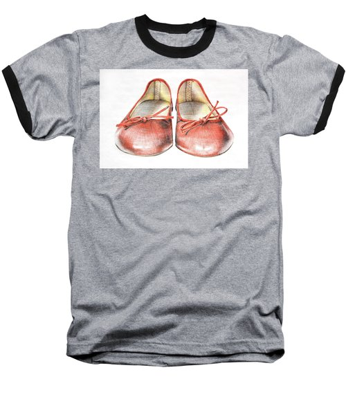 A Sunday Walk Baseball T-Shirt