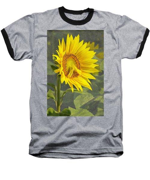 A Sunflower's Prayer Baseball T-Shirt