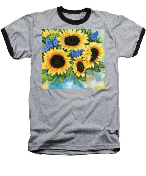 A Sunny Arrangement Baseball T-Shirt