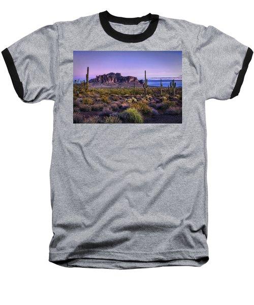 A Superstitious Evening  Baseball T-Shirt