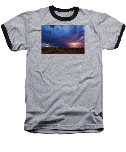 A Tale Of Two Nights Baseball T-Shirt
