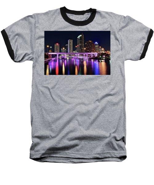 A Tampa Night Baseball T-Shirt