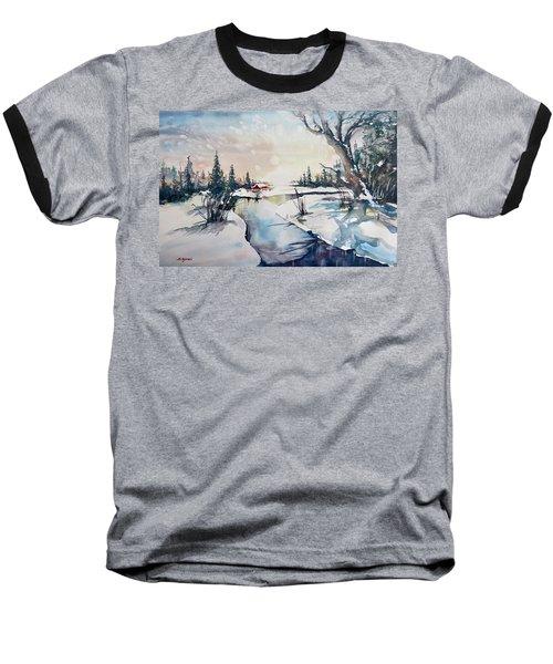 A Taste Of Winter Baseball T-Shirt