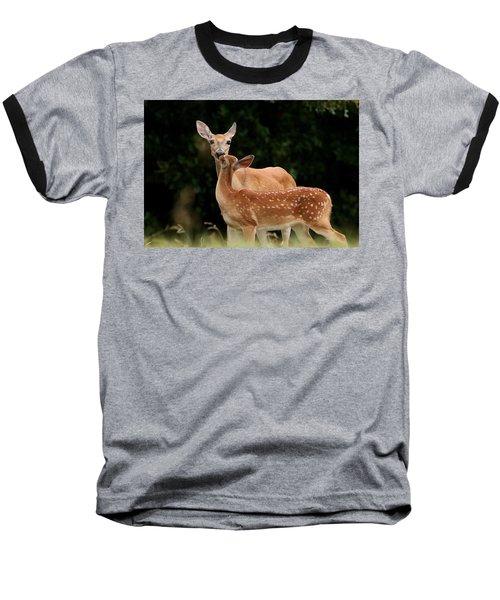 A Tender Moment Baseball T-Shirt