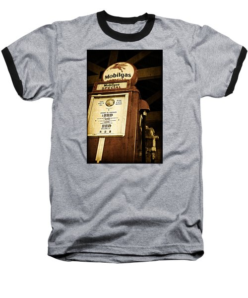 A Thing Of The Past Baseball T-Shirt by Trish Mistric