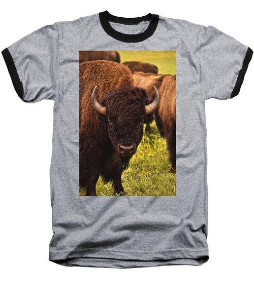 A Thoughful Moment Baseball T-Shirt