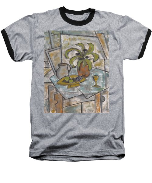 A Toast To Tranquility Baseball T-Shirt