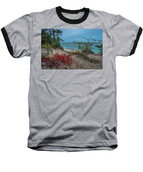 A Touch Of Color  Baseball T-Shirt
