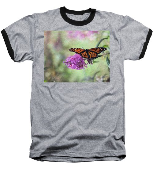 A Touch Of Spring Baseball T-Shirt by Laurinda Bowling
