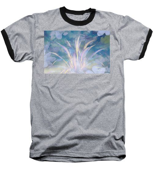 A Touch Of Spring Baseball T-Shirt by Sherri's Of Palm Springs
