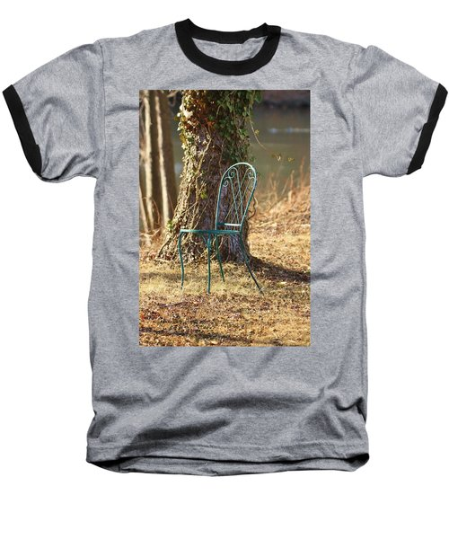 A Tranquil Place To Sit Baseball T-Shirt