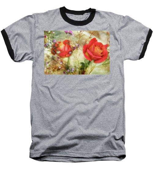 A Treasure Baseball T-Shirt by Joan Bertucci
