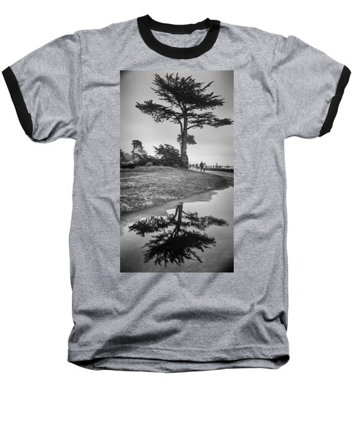 A Tree Stands Tall Baseball T-Shirt
