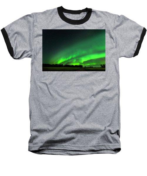 A Tsunami Of Green Baseball T-Shirt