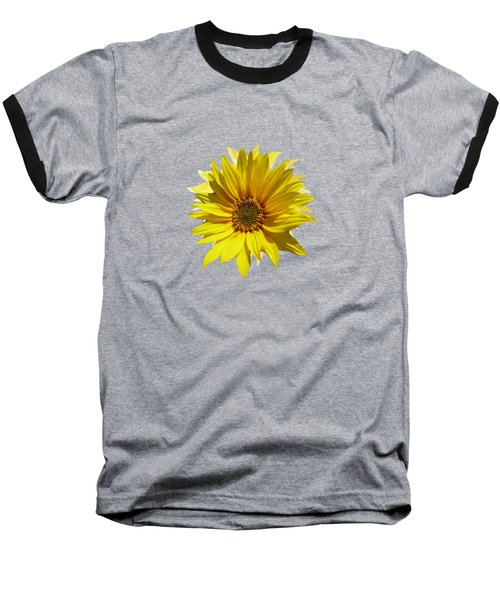 A Vase Of Sunflowers Baseball T-Shirt