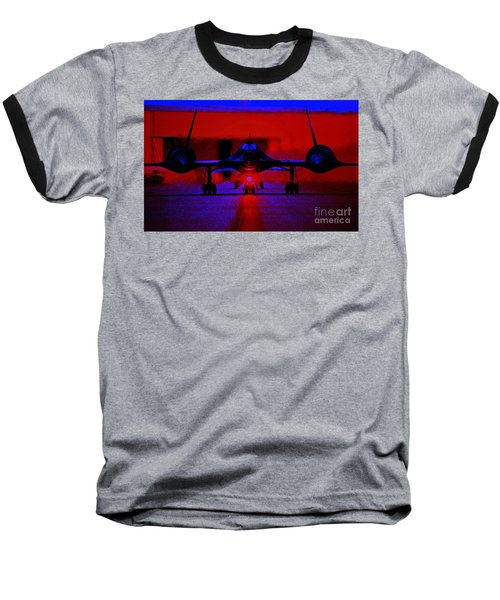 Baseball T-Shirt featuring the photograph A Very Fast Taxi by Greg Moores