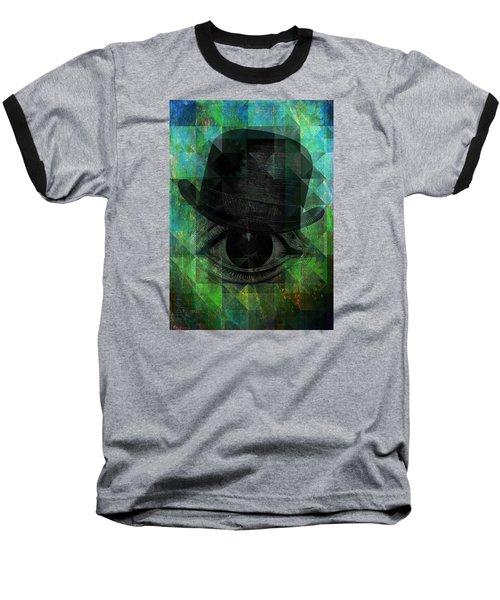 A Very Private Eye Baseball T-Shirt
