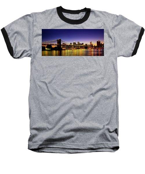 A View From Brooklyn Baseball T-Shirt