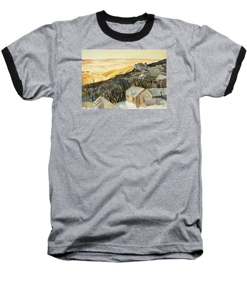 A View From Jerome Baseball T-Shirt