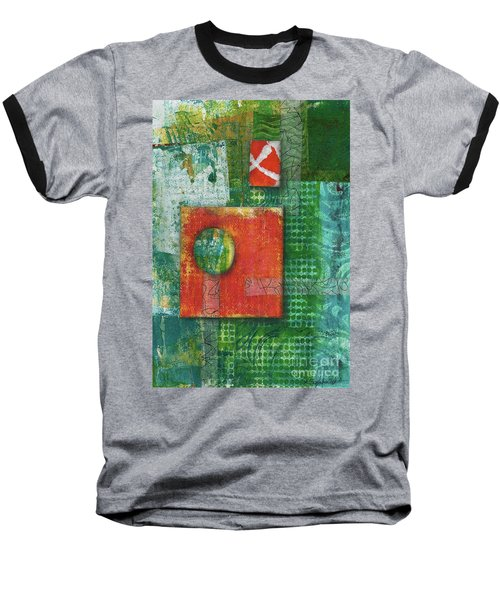 A View Baseball T-Shirt