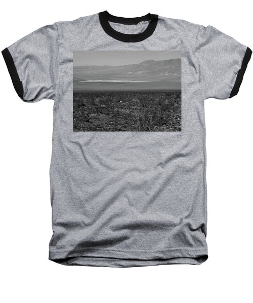 Baseball T-Shirt featuring the photograph A View Of Death Valley by Frank DiMarco