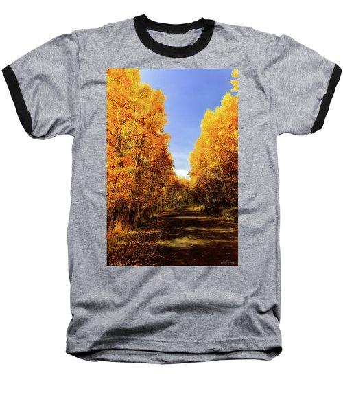 A Walk Down Memory Lane Baseball T-Shirt