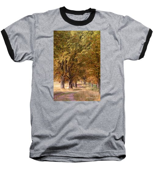 A Walk In The Countryside Baseball T-Shirt