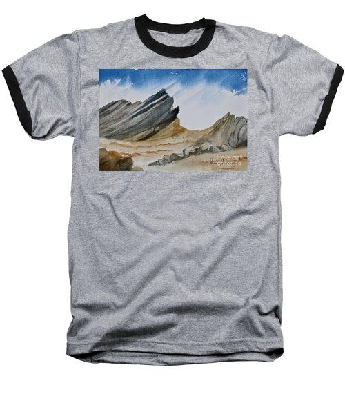 A Walk In The Desert Baseball T-Shirt