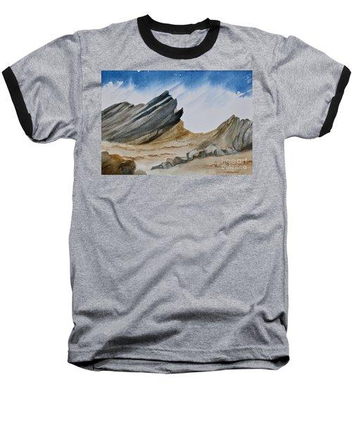 A Walk In The Desert Baseball T-Shirt