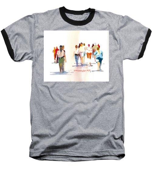 A Walk In The Park Baseball T-Shirt