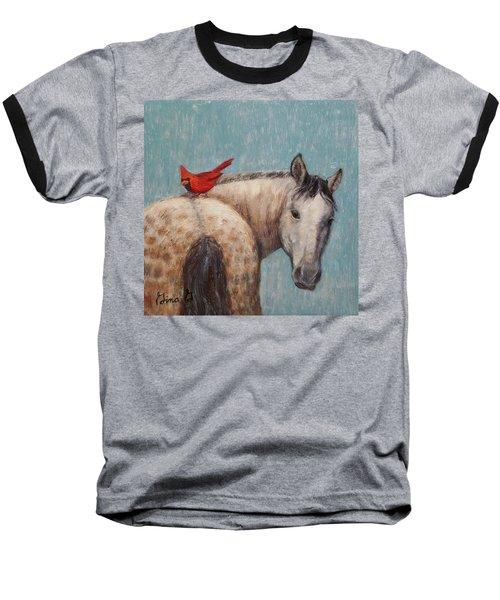 A Warm Ride Baseball T-Shirt