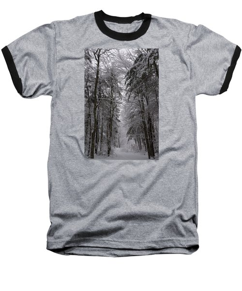 A Winters Path Baseball T-Shirt