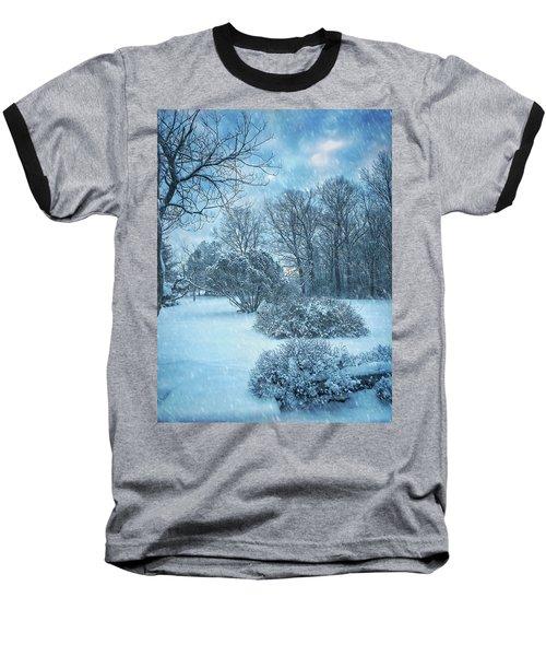 A Winters Tale Baseball T-Shirt