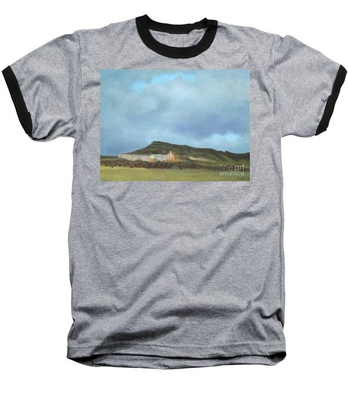 A Wintry Day In Abiquiu Baseball T-Shirt