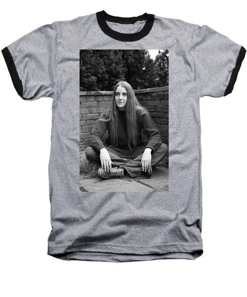 A Woman's Hands, 1972 Baseball T-Shirt